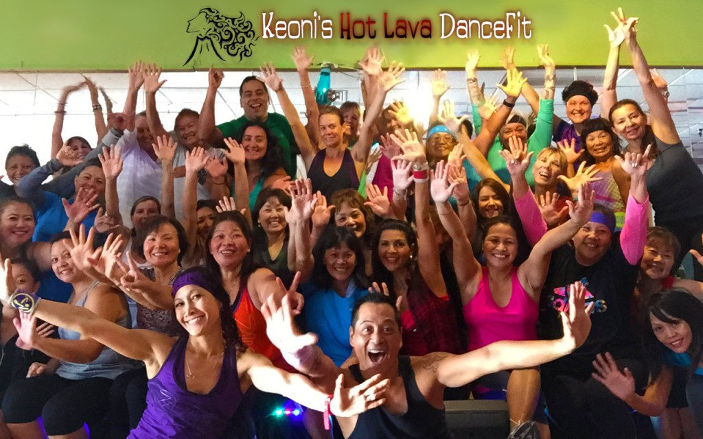 Group Photo, Zumba® Class